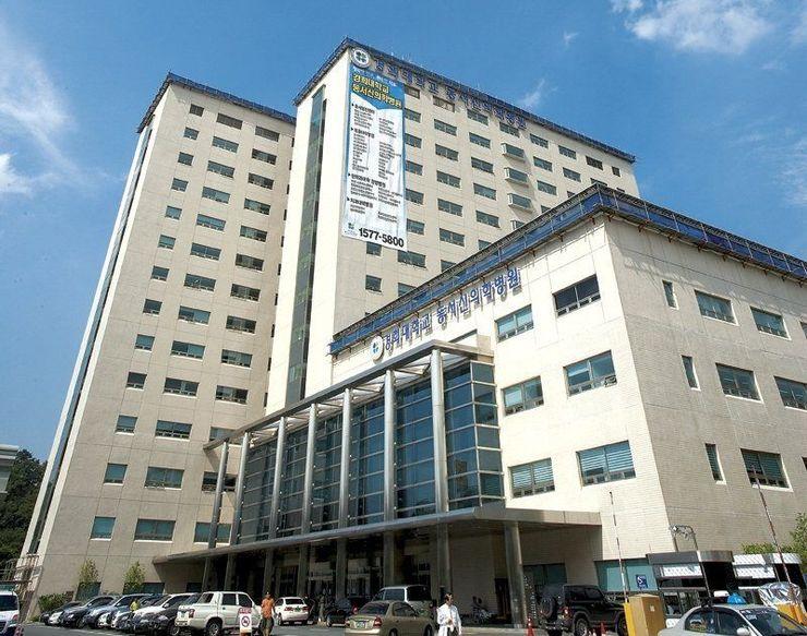 Фасад здания клиники KUIMS