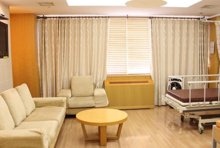 VIP палата клиники Уридыль