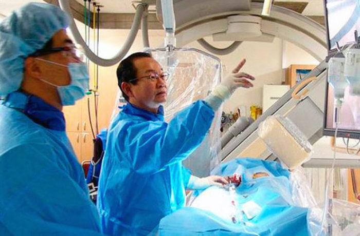 Лечение позвоночника хирургическими методами в Корее