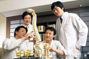 Лечение позвоночника и спины в Южной Корее