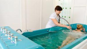 Минеральные ванны при псориазе