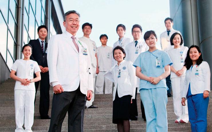 Медперсонал клиники
