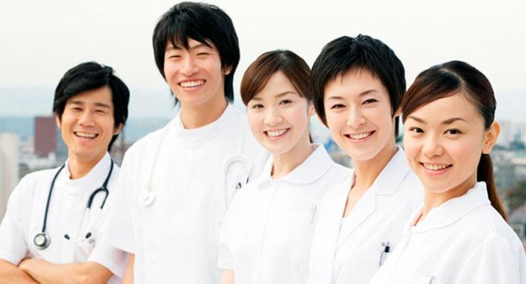 Южнокорейские врачи