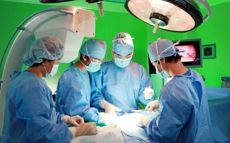 Операционная клиники Вильтце