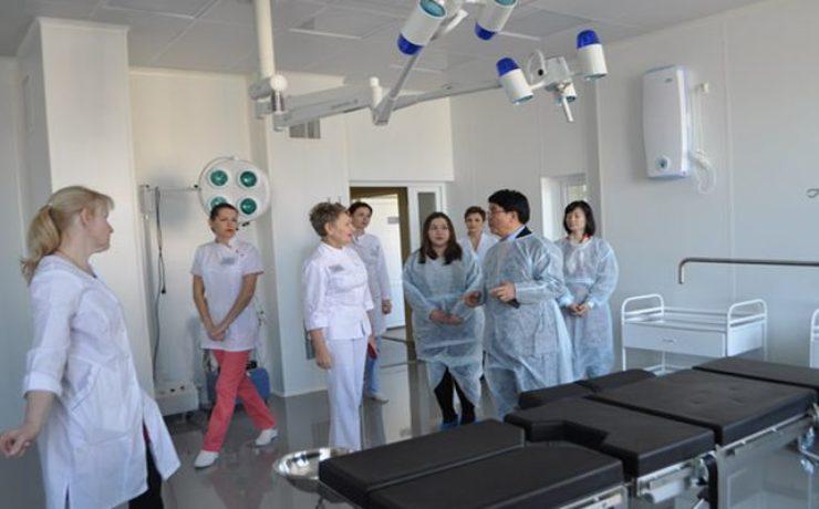 Женское отделение больницы