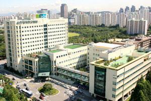 Территория больницы
