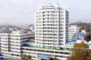 Здание клиники