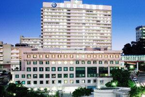 Здание клиники Ханянг