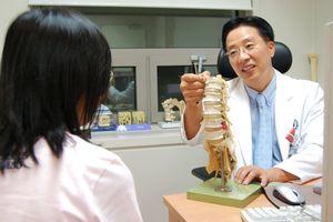 Лечение позвоночника в клинике Часэн