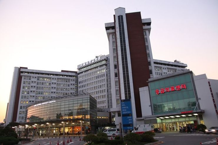 Детская больница SNU
